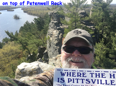 Petenwell Rock