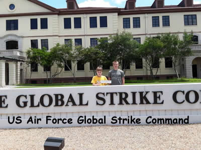 US Air Force Global Strike Command