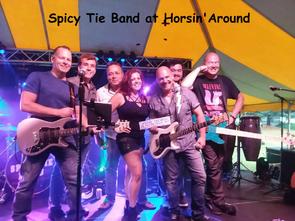 Spicy Tie Band