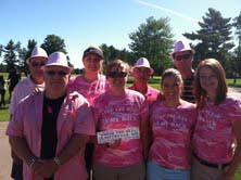 Breast Cancer outing