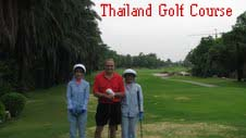 Thailand Golf Course