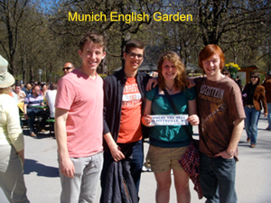 Munich English Garden