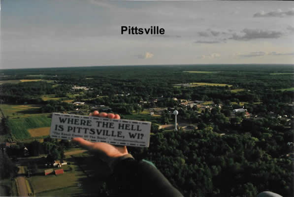 over Pittsville