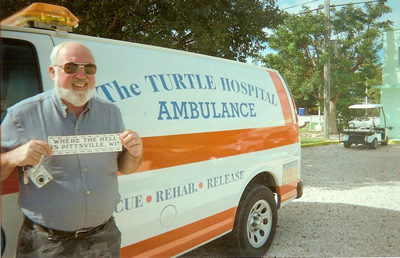 turtle ambulance